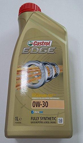 OLIO CASTROL EDGE 0W30