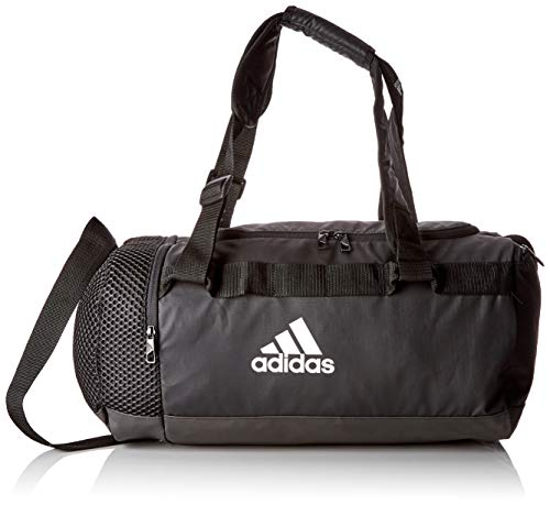 adidas Training Sporttasche, 47 cm, 30 Liter, Black/Black/White