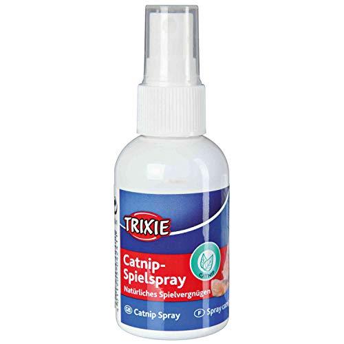 Trixie Gioco spruzzo erba gatta per i gatti, Catnip-Spray, 50 ml