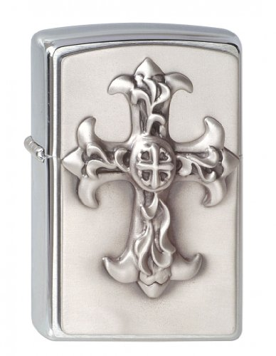 Zippo Gothic Cross 1300081