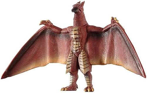 Godzilla Bandai Japanese 6 Inch Vinyl Figur 2005 Final Wars Rodan RePaint