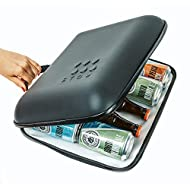 StowCo Small Portable Cooler Bag. Beach Supplies. Beer Bag Bottle Holder. Golf Beer Cooler. Insulated Small Cooler. Travel Cooler. Slim Iceless Cooler.