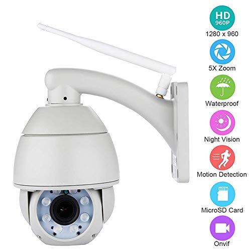 Bewakingscamera voor buiten, wifi, draadloze 1080p camera batterij voor buiten met bewegingsmelder, push-alarm, nachtzicht, IP66 waterdicht