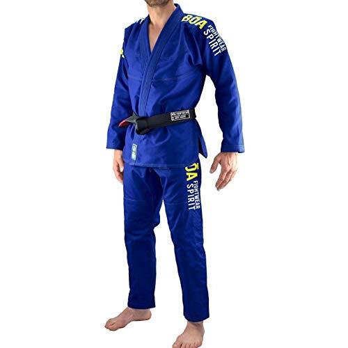 Bõa BJJ GI Tudo Bem Blue 2.0, Kimonos (Brazilian Jiu Jitsu) Hombre, Azul, A3