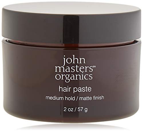 john masters organics, Hair Paste Medium Hold Matte Finish, Zitrus, 57 g
