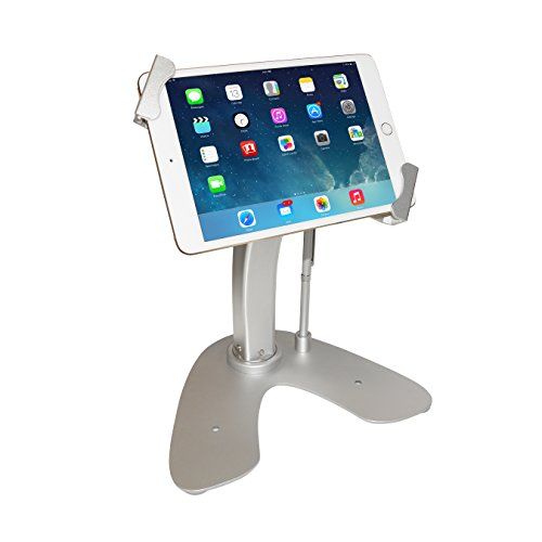 CTA Digital Universal Anti-Theft Security Kiosk & POS Stand for Tablets - iPad, iPad Air 2, iPad...