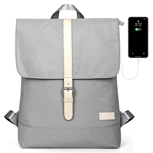 YAMTION Rucksack Damen Klein Cityrucksack Damen Daypack Damen Tagesrucksack mit 15,6