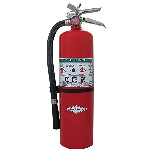 Fire Extingshr, Dry Chemical, 10A:120B:C