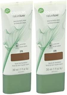 cg natureluxe silk foundation