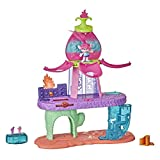 Trolls DreamWorks World Tour Blooming Pod Stage Musical Toy, Plays 3 Different Songs, Playset for Girls and Boys 4 Years and Up