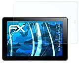 atFolix Schutzfolie kompatibel mit Odys Windesk 9 Plus 3G Folie, ultraklare FX Bildschirmschutzfolie (2X)