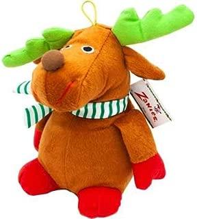 Zanies Holiday Friend Reindeer Pet Toy