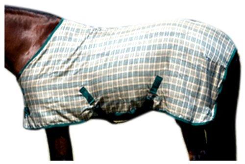 High Spirit Husar 's Plaid Baumwolle Tabelle, HS70G, Hunter Green/Plaid, 70-Inch