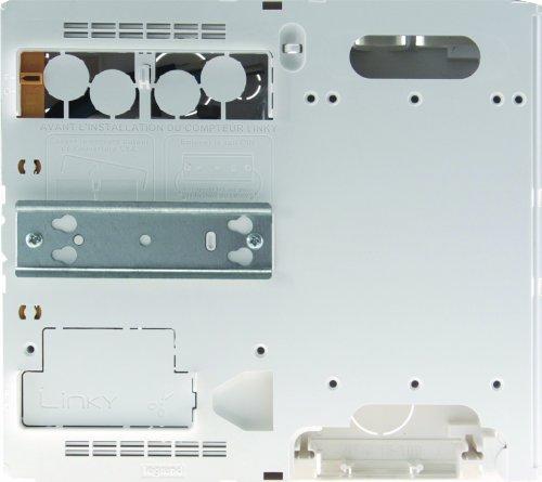 Legrand LEG401181 - Placa para disyuntor de abonado EDF y