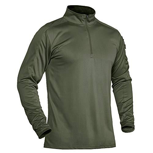 N\P Camisetas de manga larga para hombre Camisetas Hombre