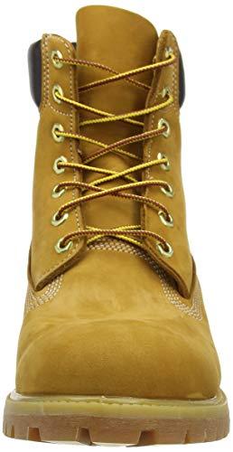 Timberland 6-Inch Premium Halbschaft Stiefel, Gelb - 2