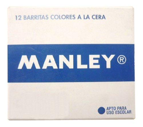 Ceras Manley EST D 12 Negro 30