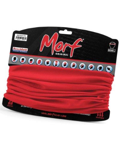 Funktionaler Schlauchschal Morf Snood - Farbe: Classic Red - Größe: One Size