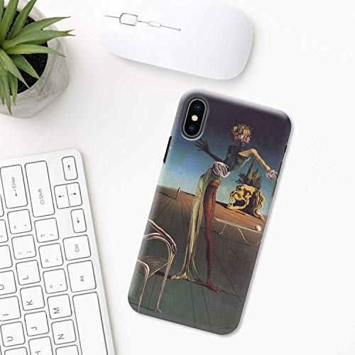 Salvador Dali iPhone Hülle XR 11 X XS MAX Pro 8 7 Plus 6 6s 5 5s SE 2020 10 Plastik Silikon Apple iPhone phone case drucken Malerei Farbe Maler Kunst