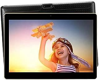Androidタブレット10インチ - Simカードスロット付きOcta Core 2GB RAM 32GB ROM 3G GSM電話WiFi付きWiFi GPS Bluetoothデュアルカメラ (黑)