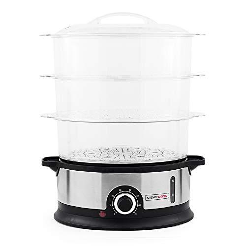 Kitchencook Cuiseur Vapeur Modele Foodeo V3
