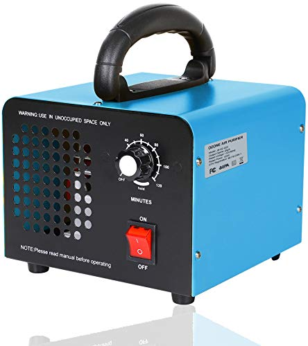 JOBYNA Ozone Generator, 20000mg/h High Capacity Industrial Ozone Generator Air Purifier, Commercial/Home Deodorizer Ozone Machine for Rooms, Smoke, Cars, and Pets