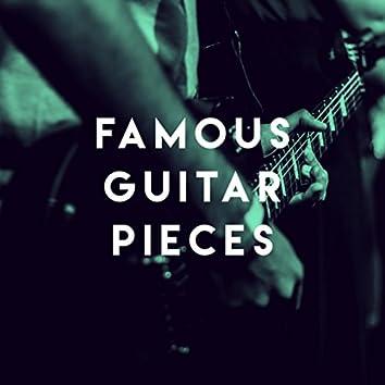 Famous Guitar Pieces
