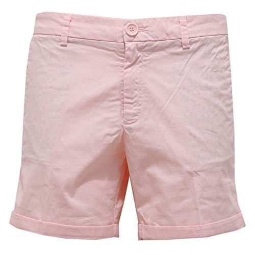 SUN 68 0910AB Bermuda Donna Pink Delave' Garment Dyed Shorts Woman [28]