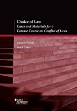 Choice of Law (Coursebook)
