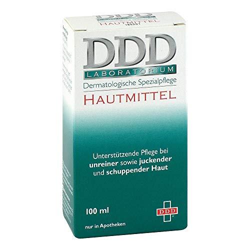 DDD Hautmittel dermatologisc 100 ml