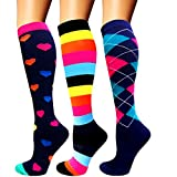Diu Life Compression Socks for Women and Men-Best Medical,for Running,Nursing,Circulation & Recovery, Hiking