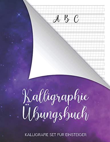 Kalligraphie Übungsbuch Kalligrafie Set Für Einsteiger: Kalligraphie Buch Anfänger / Caligrafie Buch / Übungsbuch Handlettering / Kalligraphie-kits Für Anfänger / Handschrift Arbeitsmappe