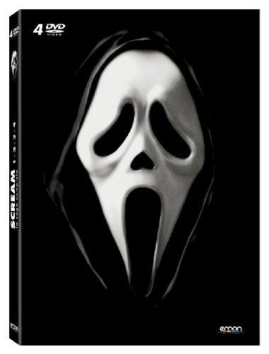Scream 1-4 [DVD]