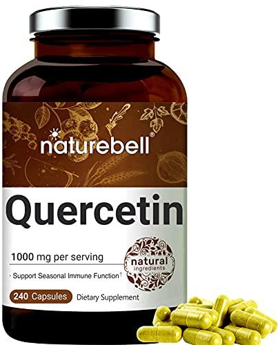 NatureBell Quercetin 1000mg Per Serving, 240...