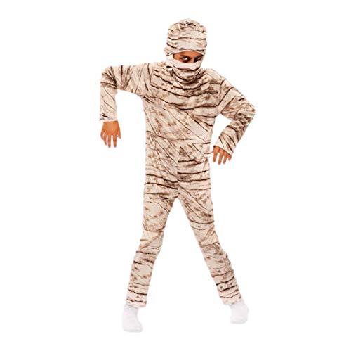 EUROCARNAVALES Disfraz de Momia para niño