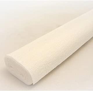 Crepe Paper Roll Very Light Dusty Pink by Tiffanie Turner 13.3 sqft Premium Italian Heavy 180 g