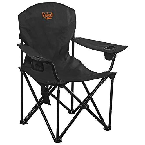 Chaheati Maxx Heated Chair, Black