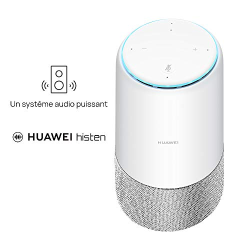 Huawei AI Cube – Lautsprecher und Router, 4 G, kompatibel mit Alexa - 4