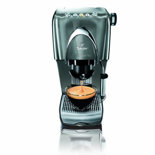 Tchibo Cafissimo Classic Kaffeemaschine, silber