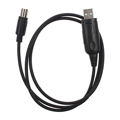 WOVELOT CT-62 Cat USB Cable para FT-100 / FT-817 / FT-857D / FT-897D / FT-100D / FT-817ND