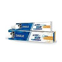 DARLIE (ダリー) 歯磨き粉オールシャイニーホワイト - 泡のベーキングソーダ 140g