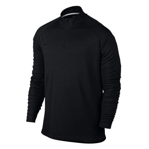 NIKE Dry Academy Drill Camiseta, Hombre, Negro (Black), M