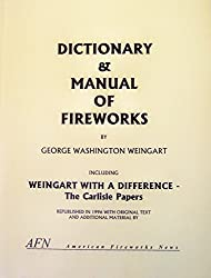 Book Review: Dictionary and Manual of Fireworks