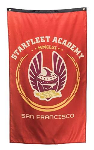 """Star Trek TNG Starfleet Academy 30"""" x 50"""" Wall Banner"""