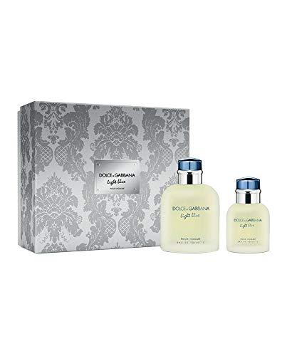 Dolce & Gabbana, Set de fragancias para hombres - 2 Piezas