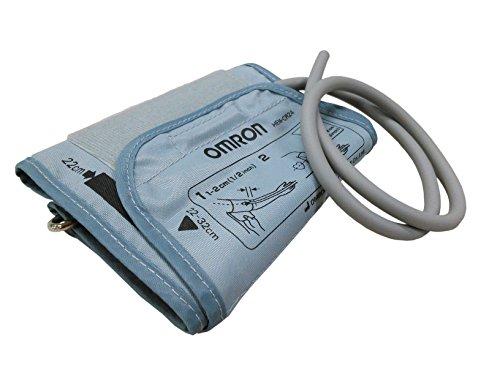 オムロン 電子血圧計 上腕式用 交換腕帯 適応腕周/22~32cm HEM-CUFF-R24GY