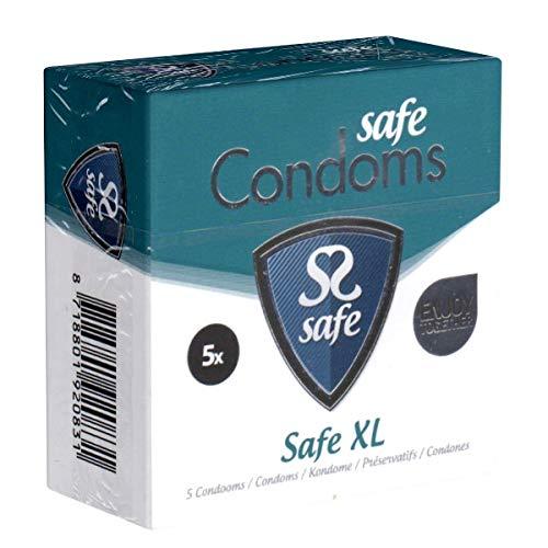 Safe condoome King XL, 5 stuks 20 g