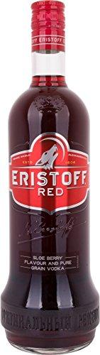Eristoff Red Vodka - 1000 ml