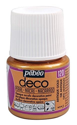 PEBEO Deco Pearl, Oro Antiguo, 45 ml