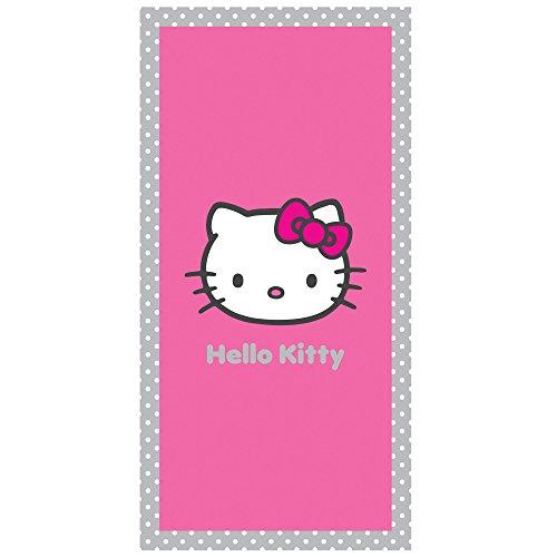 CTI Hello Kitty Toalla de Ducha Toalla de Playa 75 X 150cm